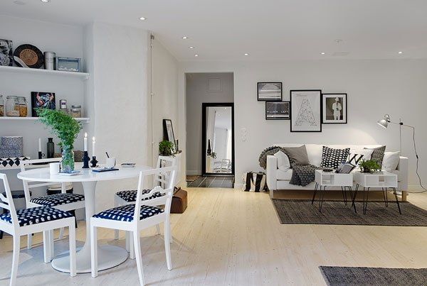 Decorating Ideas > VOGLIA DI CASA RENDIAMO LA SALA UN ANGOLO SPECIALE E RICC ~ 093226_White Apartment Decorating Ideas